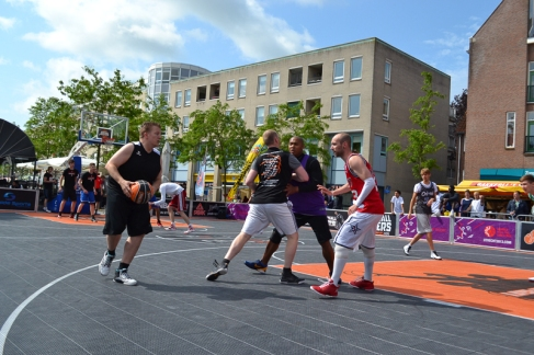 Streetball Masters serie een-1