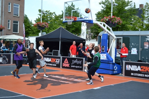 Streetball Masters serie een-2