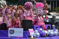 Canal Parade 2015-2106